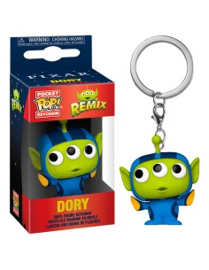 Llavero Pocket POP Disney Pixar Alien Remix Dory