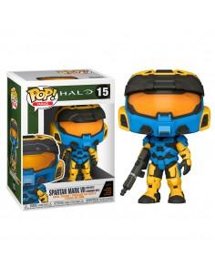 Figura POP Halo Infinite Mark VII with Commando Rifle Funko Deco