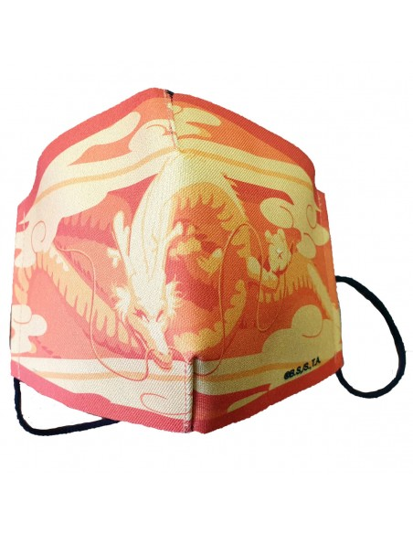 Mascarilla reutilizable Shenron Dragon Ball