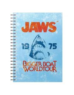 Cuaderno A5 Beach Jaws 1975