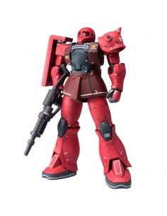 Figura MS 05S Char Aznables Zaku I Gundam Fix Figuration Metal Composite 18cm