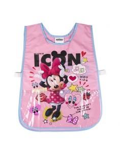 Delantal impermeable Minnie Disney
