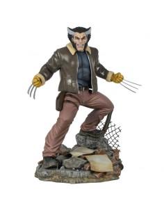 Figura diorama Lobezno X Men Dias del Futuro Pasado Marvel 23cm