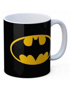 Taza logo Batman DC Comics
