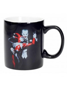 Taza Joker y Harley Quinn DC Comics