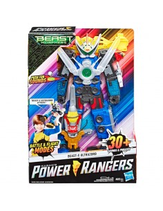 Figura Beast X Ultrazord Power Rangers