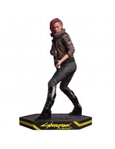 Figura Female V Cyberpunk 2077 25cm