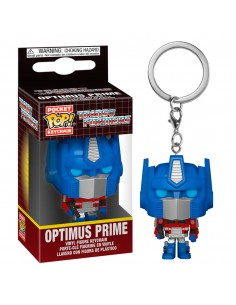 Llavero Pocket POP Transformers Optimus Prime