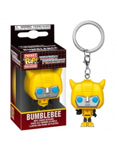 Llavero Pocket POP Transformers Bumblebee