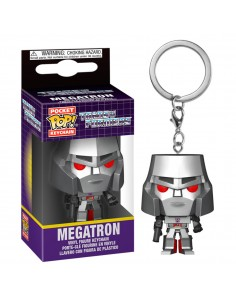 Llavero Pocket POP Transformers Megatron