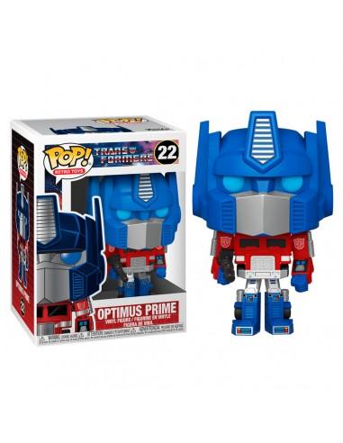 Figura POP Transformers Optimus Prime