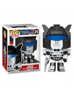 Figura POP Transformers Jazz