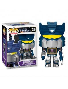 Figura POP Transformers Soundwave