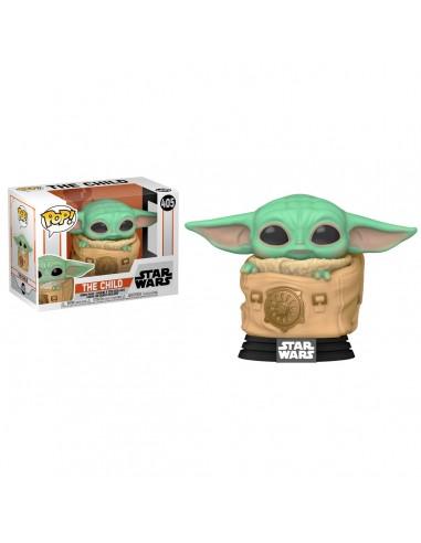 Figura POP Star Wars The Mandalorian Child with Bag