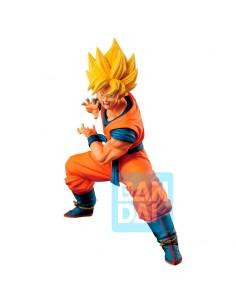 Figura Ichibansho Our Goku No1 Super Saiyan Son Goku Dragon Ball Super 18cm