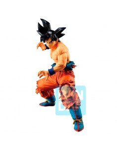 Figura Ichibansho Son Goku Ultra Instinct Sign Dragon Ball Super 21cm