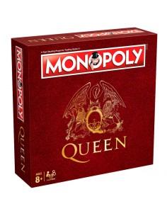 Juego monopoly Queen