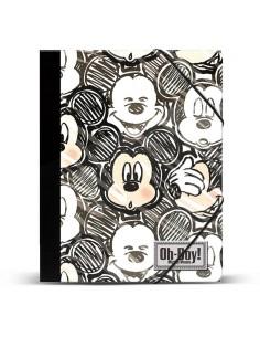 Carpeta A4 Mickey Disney Oh Boy gomas