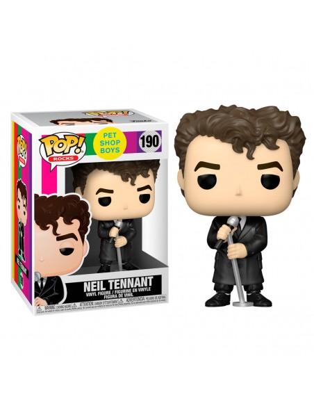 Figura POP Pet Shop Boys Neil Tennant