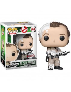 Figura POP Ghostbusters Dr Peter Venkman Marshmallow Exclusive