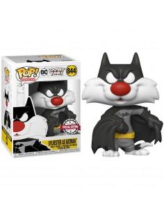Figura POP Looney Tunes Sylvester as Batman Exclusive