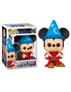Figura POP Disney Fantasia 80th Sorcerer Mickey