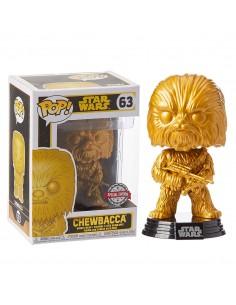 Figura POP Star Wars Chewbacca Exclusive