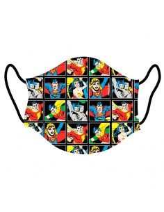 Mascarlla DC Comics adulto
