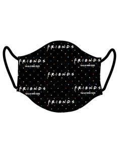 Mascarilla Friends adulto
