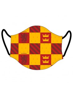 Mascarilla reutilizable Gryffindor Harry Potter infantil