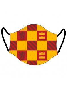 Mascarilla Gryffindor Harry Potter adulto