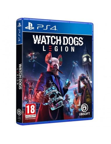 PS4 - Watch Dogs Legion