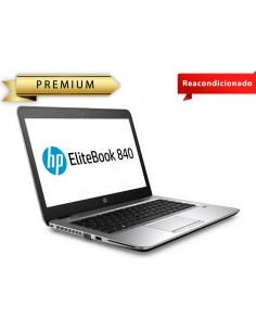 PORTATIL ECOREFURB REACONDICIONADO HP 840 G3 I7 6 GEN 8GB 240SSD 14 W10P