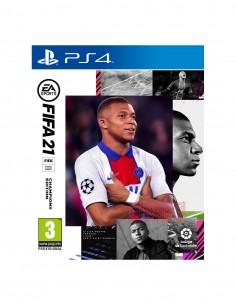 FIFA 21 PS4 Champions Edition