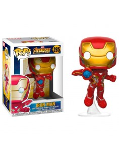 Figura POP Marvel Avengers Infinity War Iron Man with Wings