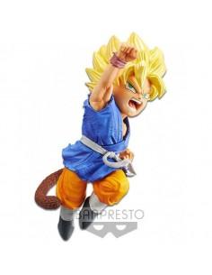 Figura Super Saiyan Son Goku Wrath of the Dragon Dragon Ball GT 13cm