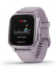 SMARTWATCH GARMIN VENU SQ NFC LAVENDER ROSE PURPLE
