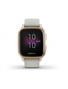 SMARTWATCH GARMIN VENU SQ NFC MUSIC LIGHT SAND ROSE GOLD