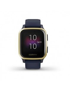SMARTWATCH GARMIN VENU SQ NFC MUSIC CAPTAIN BLUE LIGHT GOLD