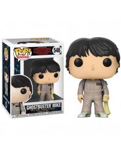Figura POP Stranger Things Ghostbuster Mike
