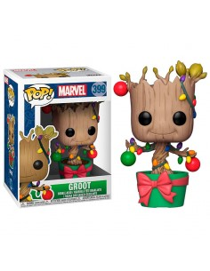Figura POP Marvel Holiday Groot with Lights Ornaments
