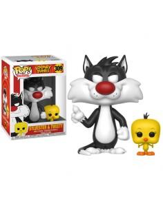Figura POP Looney Tunes Sylvester Tweety