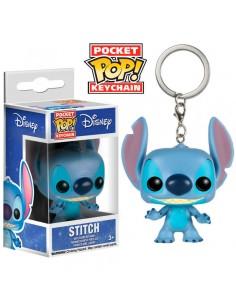 Llavero Pocket POP Disney Stitch