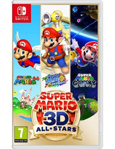 Switch - Super Mario 3D All-Stars