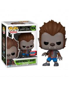 Figura POP The Simpsons Werewolf Bart Exclusive