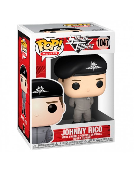 Figura POP Starship Troopers Rico In Jumpsuit