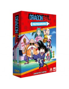 Juego Memoarrr Dragon Ball