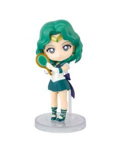 Figura Super Sailor Neptune Eternal Edition Pretty Guardian Sailor Moon Eternal 9cm