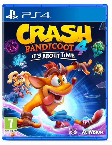 PS4 - Crash Bandicoot 4: It's About Time