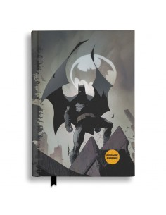 Diario luz Batman Batsenal DC Comics